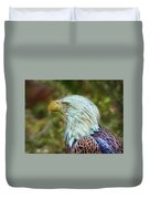 The Eagle Look Duvet Cover