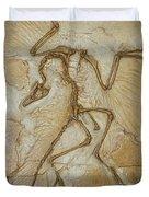 The Earliest Bird, Archaeopteryx Duvet Cover