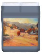The East View Duvet Cover