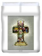 The Easter Cross Duvet Cover