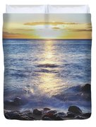 The Ebb And Flow Duvet Cover