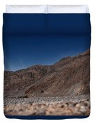 The Edge Of Death Valley Duvet Cover