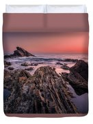 The Edge Of Dreams Duvet Cover
