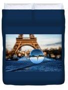 The Eiffeltower Duvet Cover