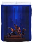 The Eliminators Duvet Cover