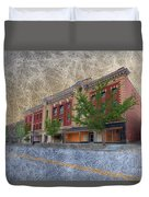 The Empire Hotel Duvet Cover