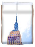 The Empire State Building 1 Duvet Cover