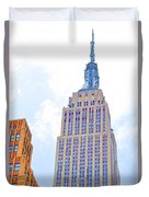 The Empire State Building 2 Duvet Cover