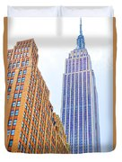 The Empire State Building 4 Duvet Cover