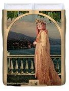The Empress Duvet Cover by John Edwards