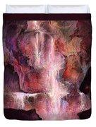 The Enchanted Dream Duvet Cover by Rachel Christine Nowicki