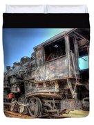 The Engine #3 Duvet Cover