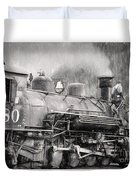 The Engineers Mistress Duvet Cover