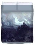 The Enigma 1871 Duvet Cover