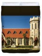The Episcopal Church Of Fernandina Beach Duvet Cover