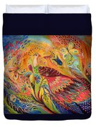 The Eternal Dance Duvet Cover