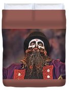 The Evil Wrestling Genius The Cold One Ac  Duvet Cover