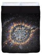 The Eye Of God - Helix Nebula Duvet Cover