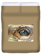 The Eye Of Nature 1 Duvet Cover