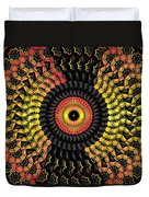 The Eye Of The Storm Duvet Cover