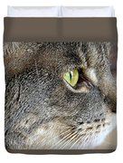 The Eye Of The Tiger  Duvet Cover