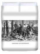 The Fall Of Reynolds - Civil War Duvet Cover