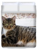 The Ferals-1412 Duvet Cover