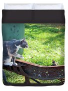 The Ferals-1424 Duvet Cover