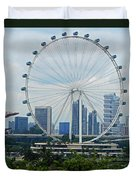 The Ferris Wheel 6 Duvet Cover
