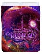 Solar Life Senergy Duvet Cover by Joseph Mosley