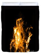 The Fire Within Duvet Cover