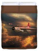 The Firebirds Duvet Cover