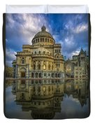 The First Church Of Christ Scientist Duvet Cover