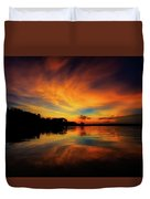 The First Night Duvet Cover