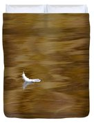 The Floating Feather Duvet Cover