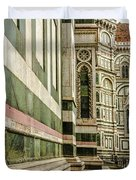 The Florence Cathedral Duvet Cover
