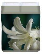 The Flower Of Dews 2 Duvet Cover