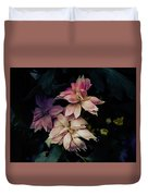 The Flowers Of Romance. Duvet Cover