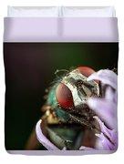 The Fly Duvet Cover