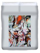 The Forces Of Nature 2 Duvet Cover