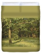 The Forest Clearing Duvet Cover