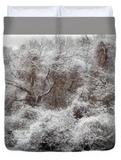 The Forest Hush Duvet Cover