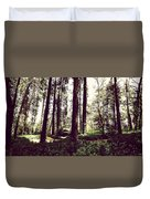 The Forest Duvet Cover