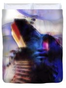 The Forge Of Vulcan Duvet Cover