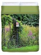 The Forgotten Garden Duvet Cover