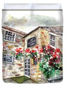The Forresters Arms In Kilburn Duvet Cover