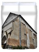 The Fortress Church 3 Duvet Cover