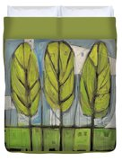 the Four Seasons - spring Duvet Cover