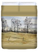 The French Countryside Duvet Cover
