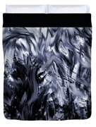 The Furious Beauty Of Nature Duvet Cover